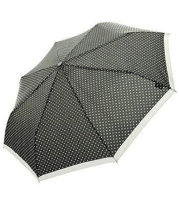 deštník Doppler Mini Light Black White - Small Dots Black  c530ea2e41
