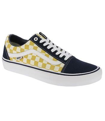 4ddd5c854 shoes Vans Old Skool Pro - Checkerboard Dress Blues Ochre -  blackcomb-shop.eu
