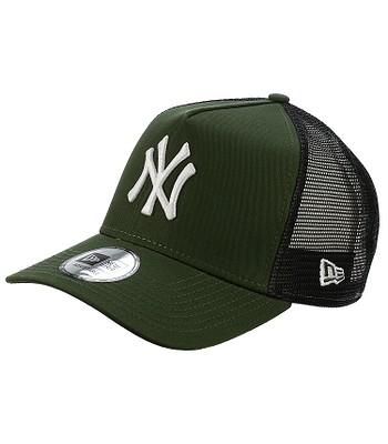 nowe promocje topowe marki najnowszy cap New Era 9FO League Essential Trucker MLB New York ...