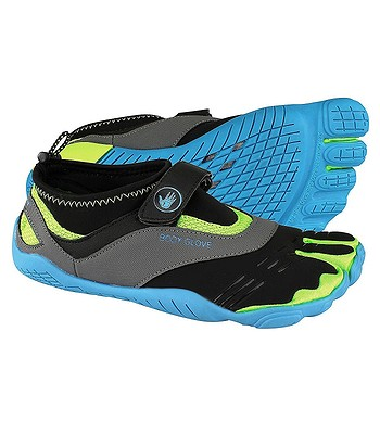 boty Body Glove Max 3T - Neon Blue/Neon Yellow