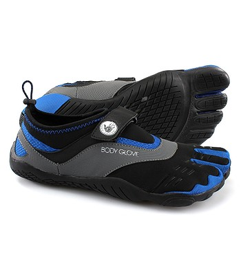 boty Body Glove Max 3T - Black/Dazzling Blue
