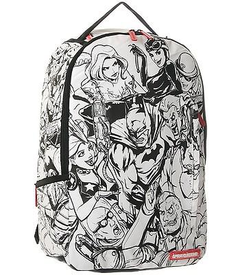 f73490aeaa backpack Sprayground B1203 - Batman Villains Diy - blackcomb-shop.eu