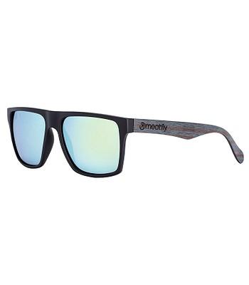 09fbd8bab okuliare Meatfly Trigger - E/Black/Wood/Polarized | blackcomb.sk