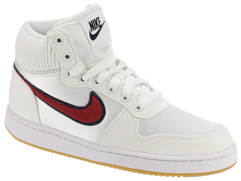 обувь Nike Ebernon Mid Premium - White