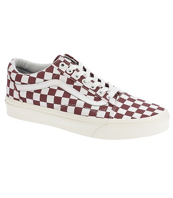 80defff97e9 shoes Vans Old Skool - Checkerboard Port Royale Marshmallow -  blackcomb-shop.eu
