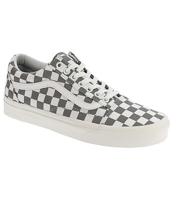 9b1c33de987e9f shoes Vans Old Skool - Checkerboard Pewter Marshmallow - blackcomb ...