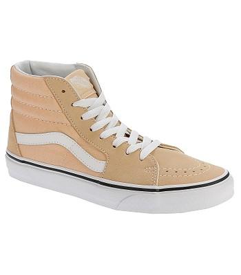 844830148dbeca shoes Vans Sk8-Hi - Bleached Apricot True White - blackcomb-shop.eu