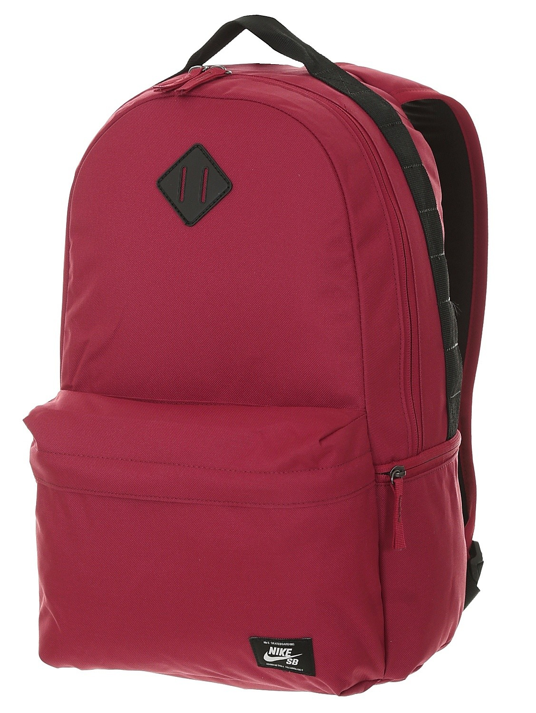 backpack Nike SB Icon 618Red CrushBlackWhite