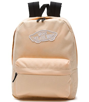 backpack Vans Realm - Bleached Apricot - women´s