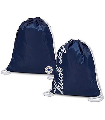 4424d8d1ea bag Converse Cinch 10006937 - A02 Navy Obsidian White - blackcomb ...