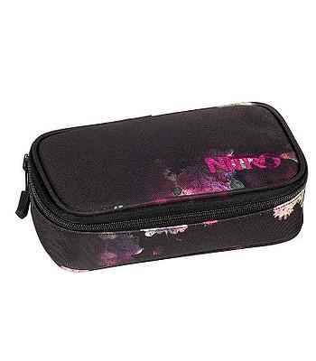 perečník Nitro Pencil Case XL - Black Rose  e76613d2605