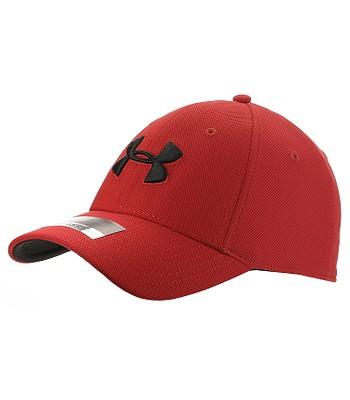 cap Under Armour Blitzing 3.0 - 600/Red - men´s