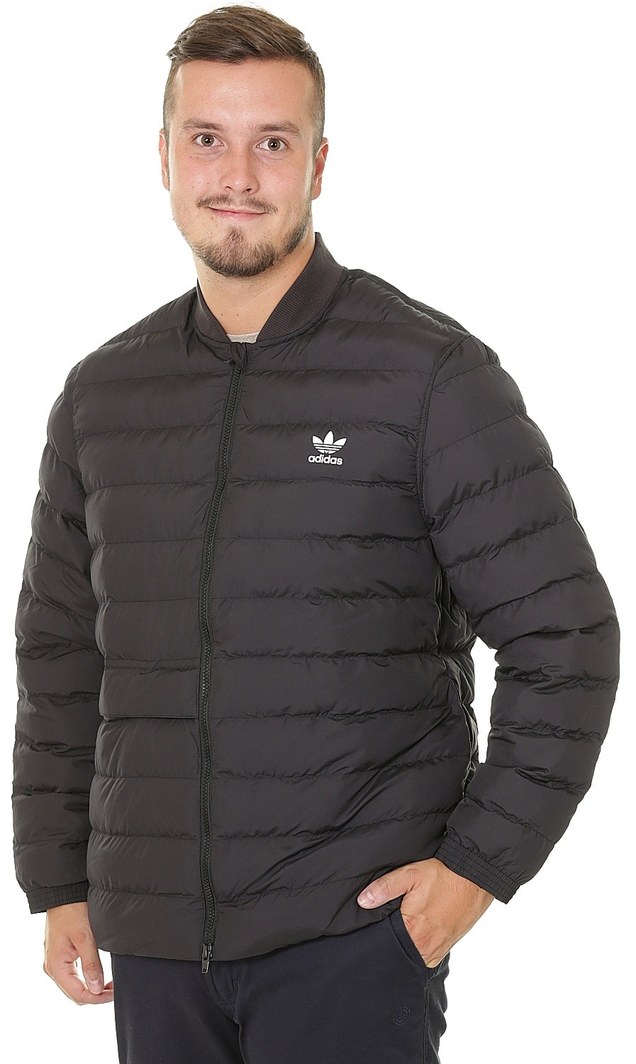 jacket adidas Originals Superstar Outdoor Black men´s