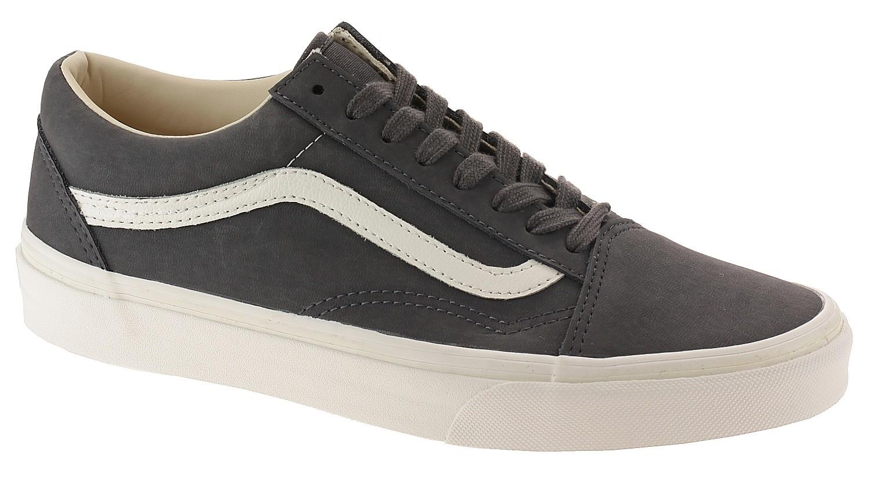 chaussures Vans Old Skool VansbuckAsphaltBlanc De Blanc