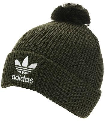 Mütze adidas Originals Pom Pom - Night Cargo - women´s - blackcomb-shop.eu b32869e893a5