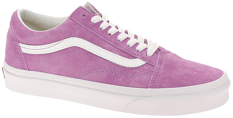 shoes Vans Old Skool - Pig Suede/Violet