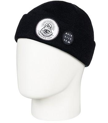 97537f8f5 čiapka Quiksilver Snow Mystery - KVJ0/Black | blackcomb.sk