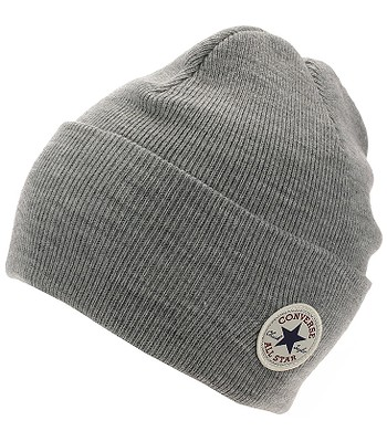 cap Converse Tall Cuff Watchcap Knit - 561264/Heather Gray