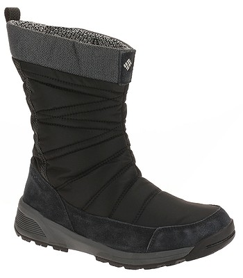boty Columbia Meadows Slip-On Omni-Heat 3D - Black/Dark Stone