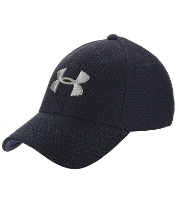 cap Under Armour Printed Blitzing 3.0 - 409/Academy/Black - men´s