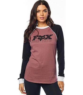 tričko Fox Race Team LS - Rose  f559bf14d33