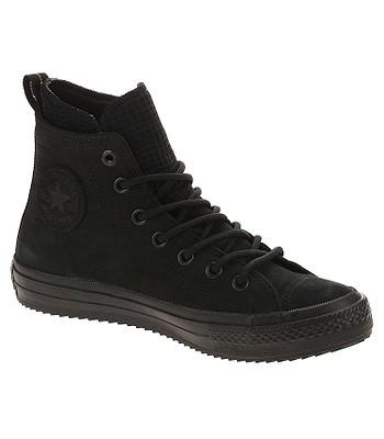 chaussures Converse Chuck Taylor WP Boot Hi - 162409/Black/Black/Black