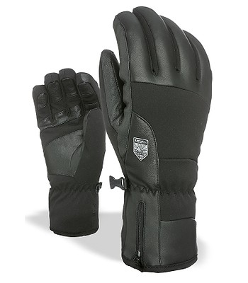 glove Level Sharp - Black - men´s