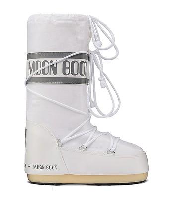shoes Tecnica Moon Boot Nylon - White