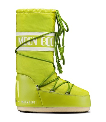 shoes Tecnica Moon Boot Nylon - Lime