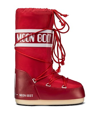 shoes Tecnica Moon Boot Nylon - Red