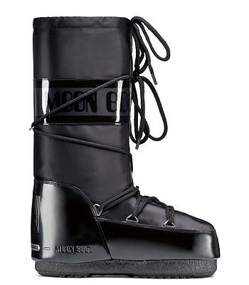 topánky Tecnica Moon Boot Glance - Black