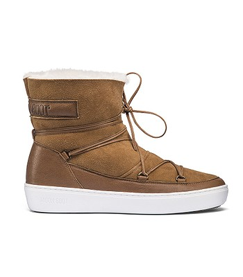 boty Tecnica Moon Boot Pulse Low Shearling - Whiskey