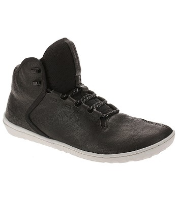 boty Vivobarefoot Borough M - Leather Black