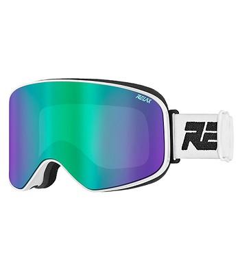okuliare Relax Strike - HTG62A Matte White Brown Bronze Aurora Platinum df478ef14d6