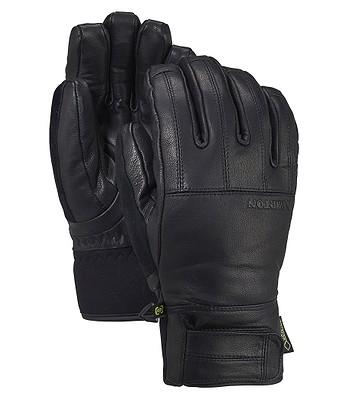 rukavice Burton Gondy Gore-Tex Leather - True Black
