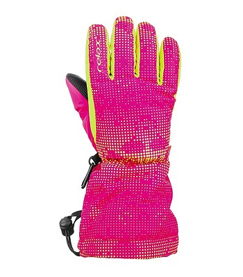 rukavice Relax Puzzy - RR15E Pink Neon Yellow  b11d510d7f