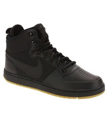 topánky Nike Ebernon Mid Winter - Black/Black/Gum Light Brown