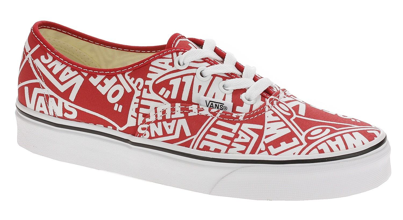 shoes Vans Authentic - OTW Repeat/Red