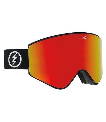 brýle Electric EGX - Matte Black/Brose/Red Chrome