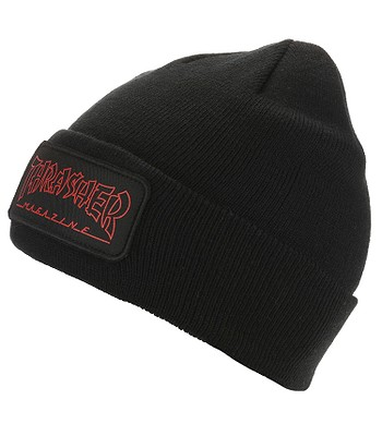čiapka Thrasher China Banks Patch - Black