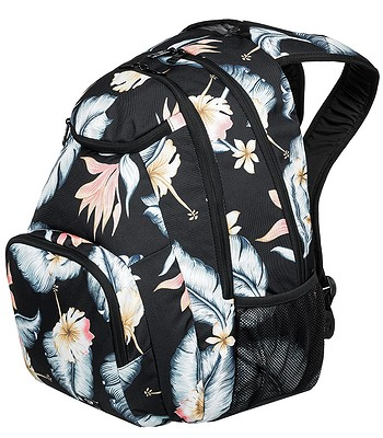 8eb251f2682 backpack Roxy Shadow Swell - KVJ6/Anthracite Tropical Love S - women ...