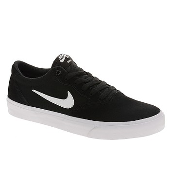 Schuhe Nike SB Chron SLR - Black/White