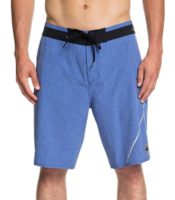 Badeshorts Quiksilver Highline New Wave 20 - PRM0/Electric Royal - men´s