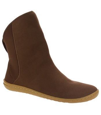 topánky Vivobarefoot Sharpei L - Eco Suede Chestnut