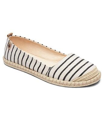 shoes Roxy Felicity - BKW/Black/White - women´s