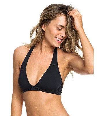 Badeanzug Roxy SD Beach Classics Full Halter - KVJ0/True Black - women´s