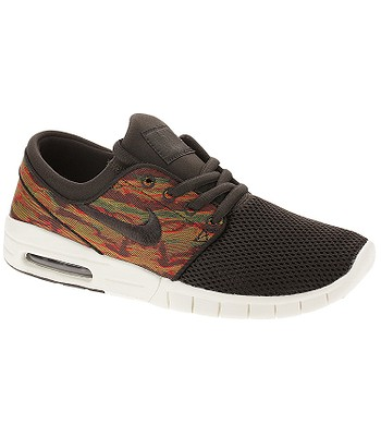 popular brand cheapest price classic shoes Nike SB Stefan Janoski Max - Velvet Brown/Velvet Brown ...