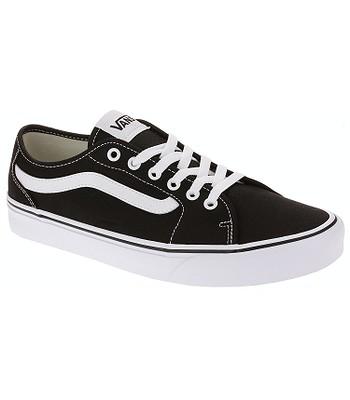 topánky Vans Filmore Decon - Canvas/Black/White