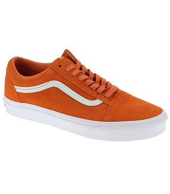 borde Generosidad Trivial  shoes Vans Old Skool - Soft Suede/Koi/True White - blackcomb-shop.eu