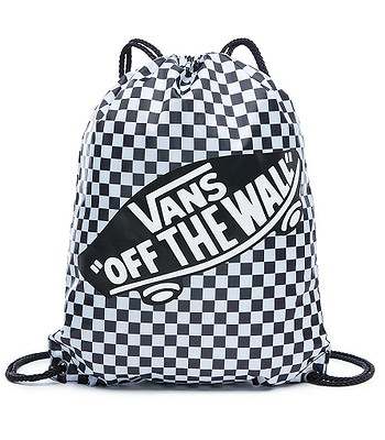 bag Vans Benched - Black/White Checkerboard - women´s